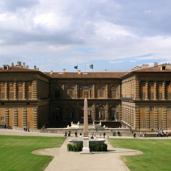 Galería Palatina en Florencia