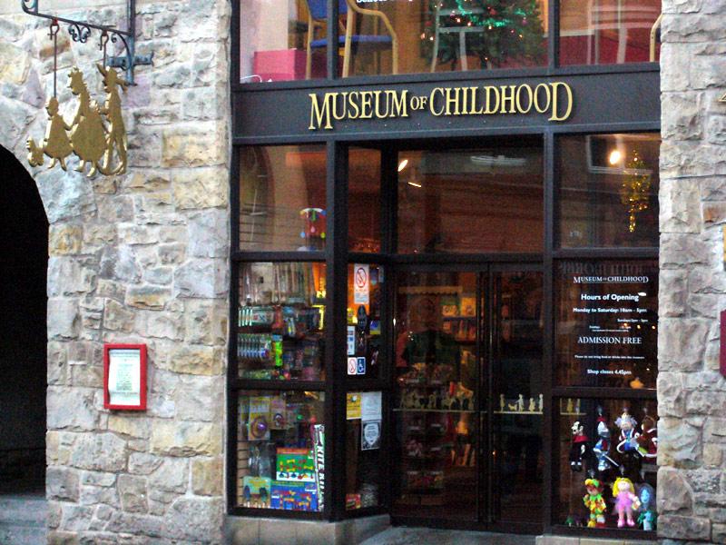 Museo de la Infancia de Edimburgo