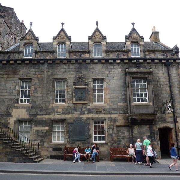 Museo de las Historias del Pueblo en Edimburgo