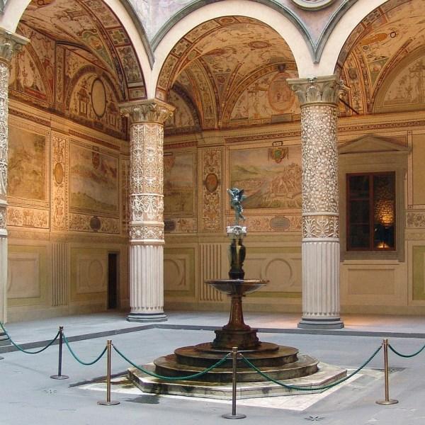 Museo Palazzo Vecchio en Florencia