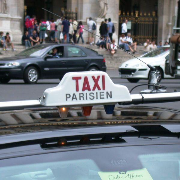 Taxis de París, Precios y Tarifas