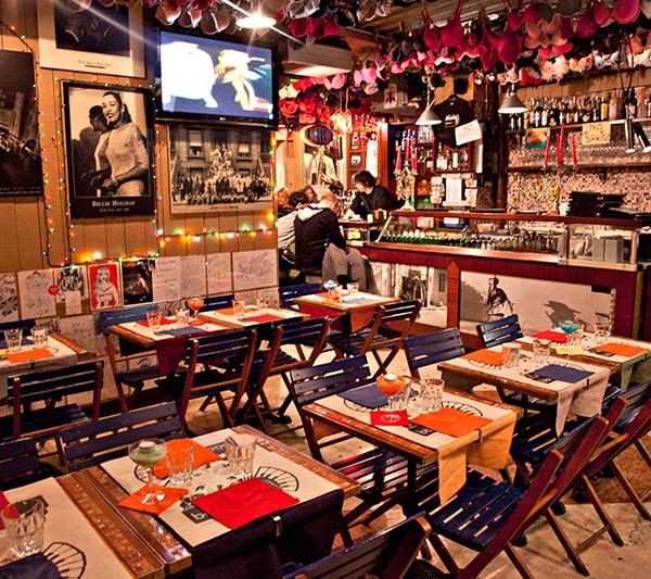 Bàcaro Jazz de Venecia