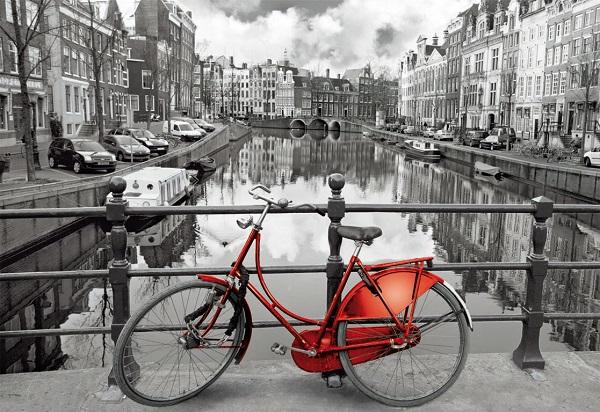 Disfrutar de Ámsterdam en Bicicleta, Alquiler y Consejos