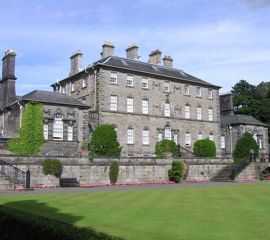 Casa Pollok de Glasgow