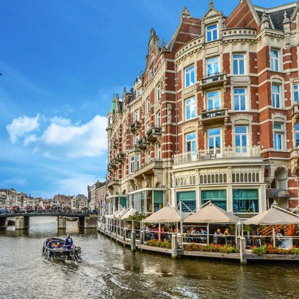 Donde comer en Amsterdam
