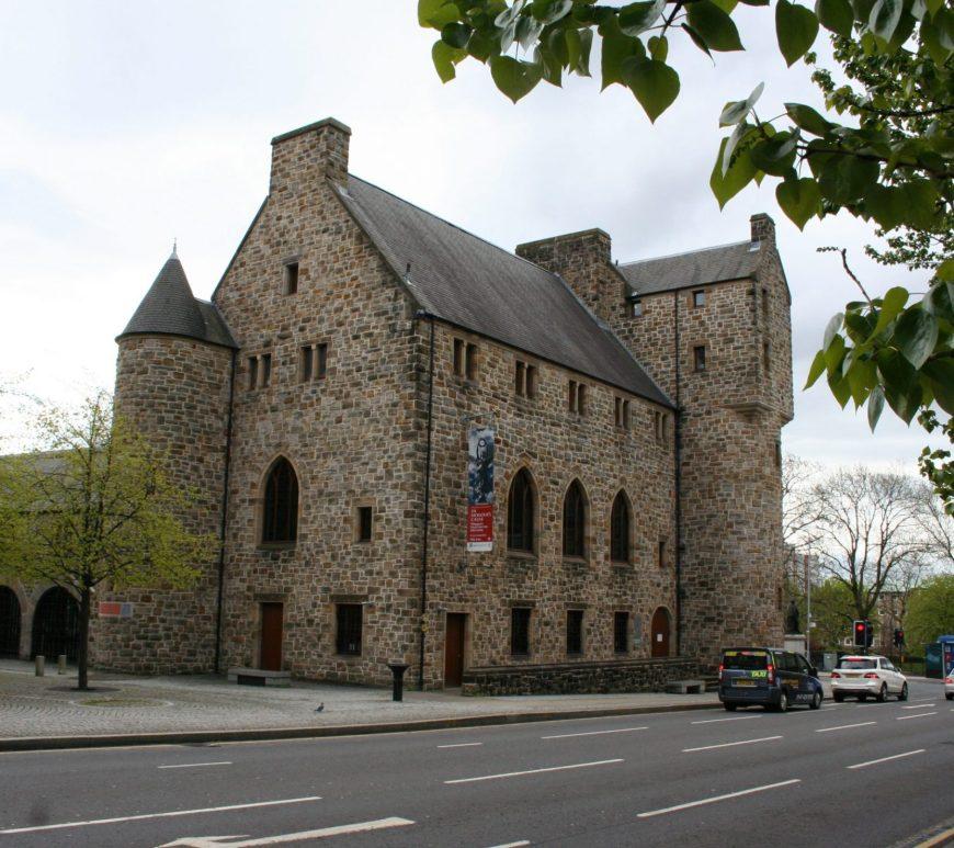 Museo Religión St Mungo Glasgow