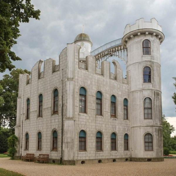 Parque Pfaueninsel en Berlín