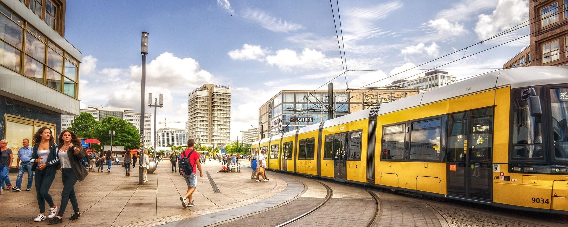 Tranvías de Berlín