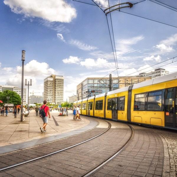 Tranvías de Berlín, Horario, Precio y Mapas