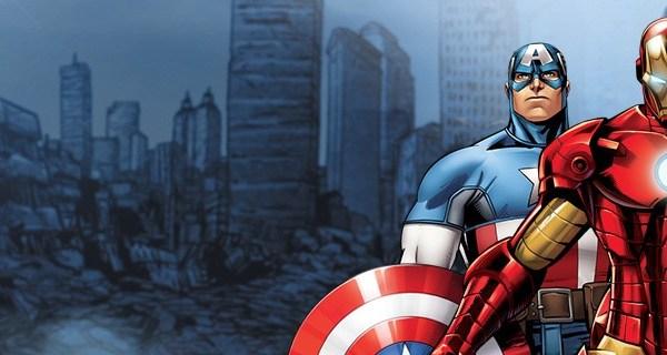 New York Comic Con 2015: Historietas, Cine, Videojuegos y ¡Mucho Más!