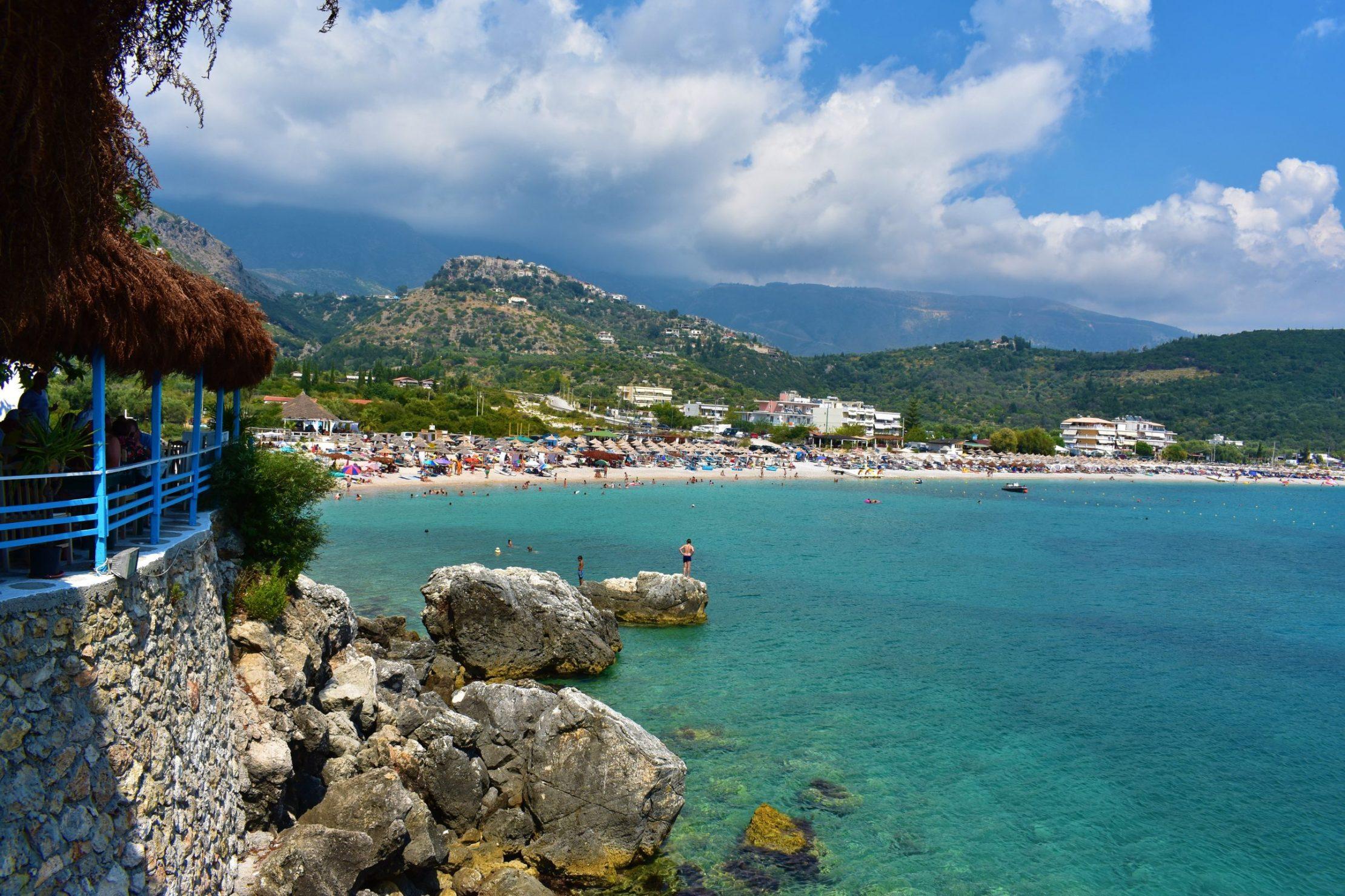 Livadhi beach, Albania