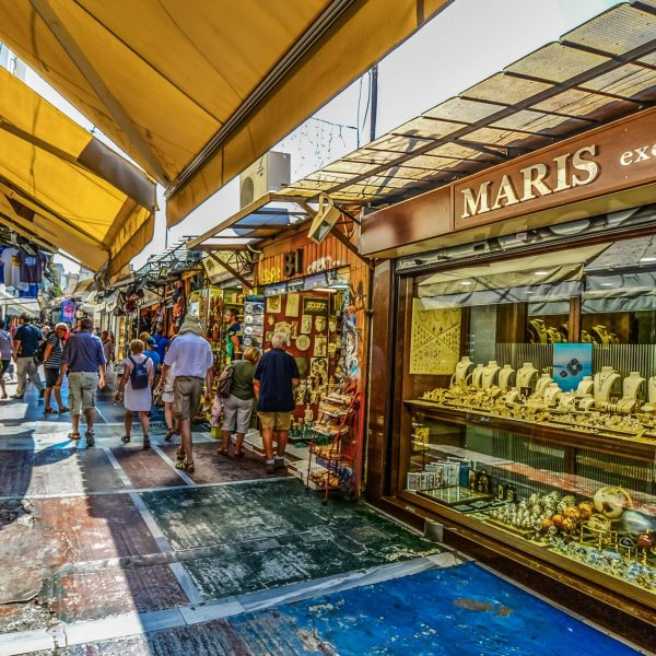 Shopping in Athens, Souvenirs, Typical and Cheap Gifts
