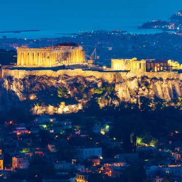 Guide of Athens