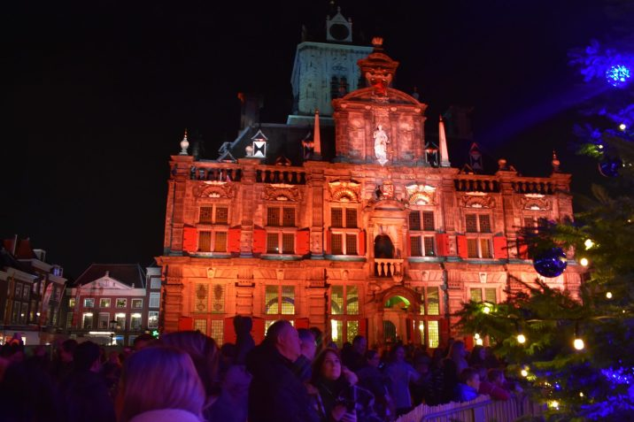 Old City Hall - Delft