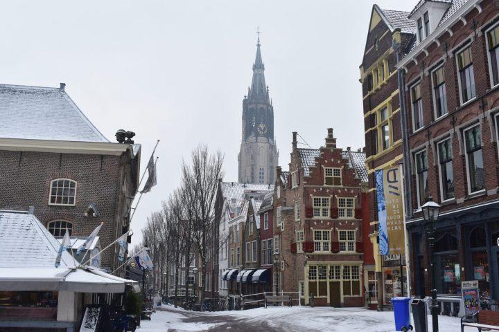 White Delft