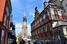 Grote Markt - main square in Delft