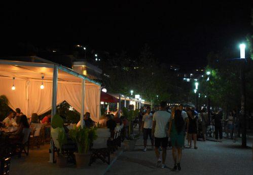 Is Albania safe? Nightlife in Himarë