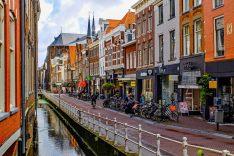 Streets of Delft