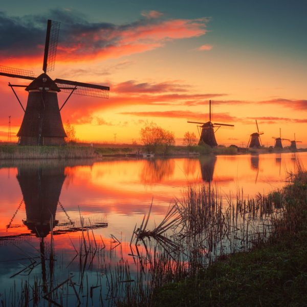 Best Towns in Holland