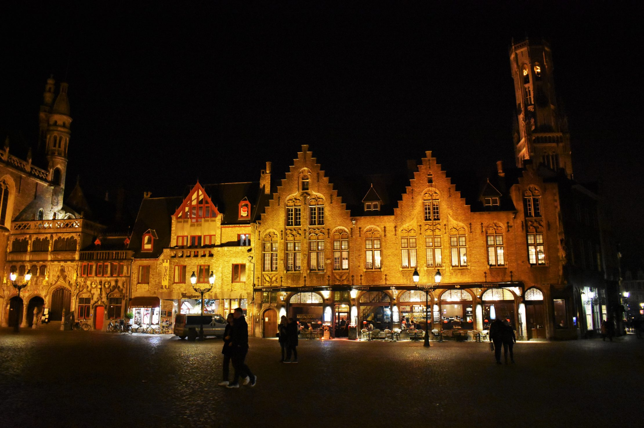 Atmosphere of Bruges