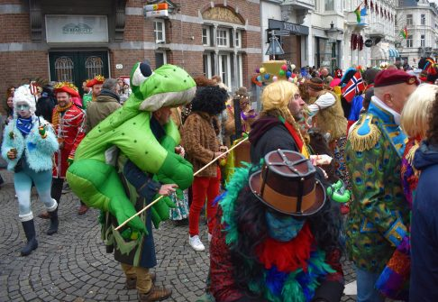 Fantastic costumes of the Maastricht Carnival (35)