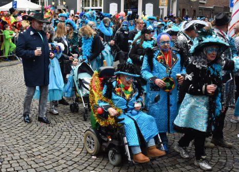 Fantastic costumes of the Maastricht Carnival (38)