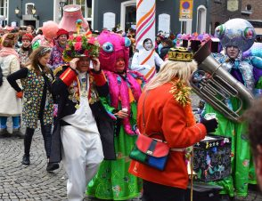 Maastricht Carnival 2019 - street party (21)