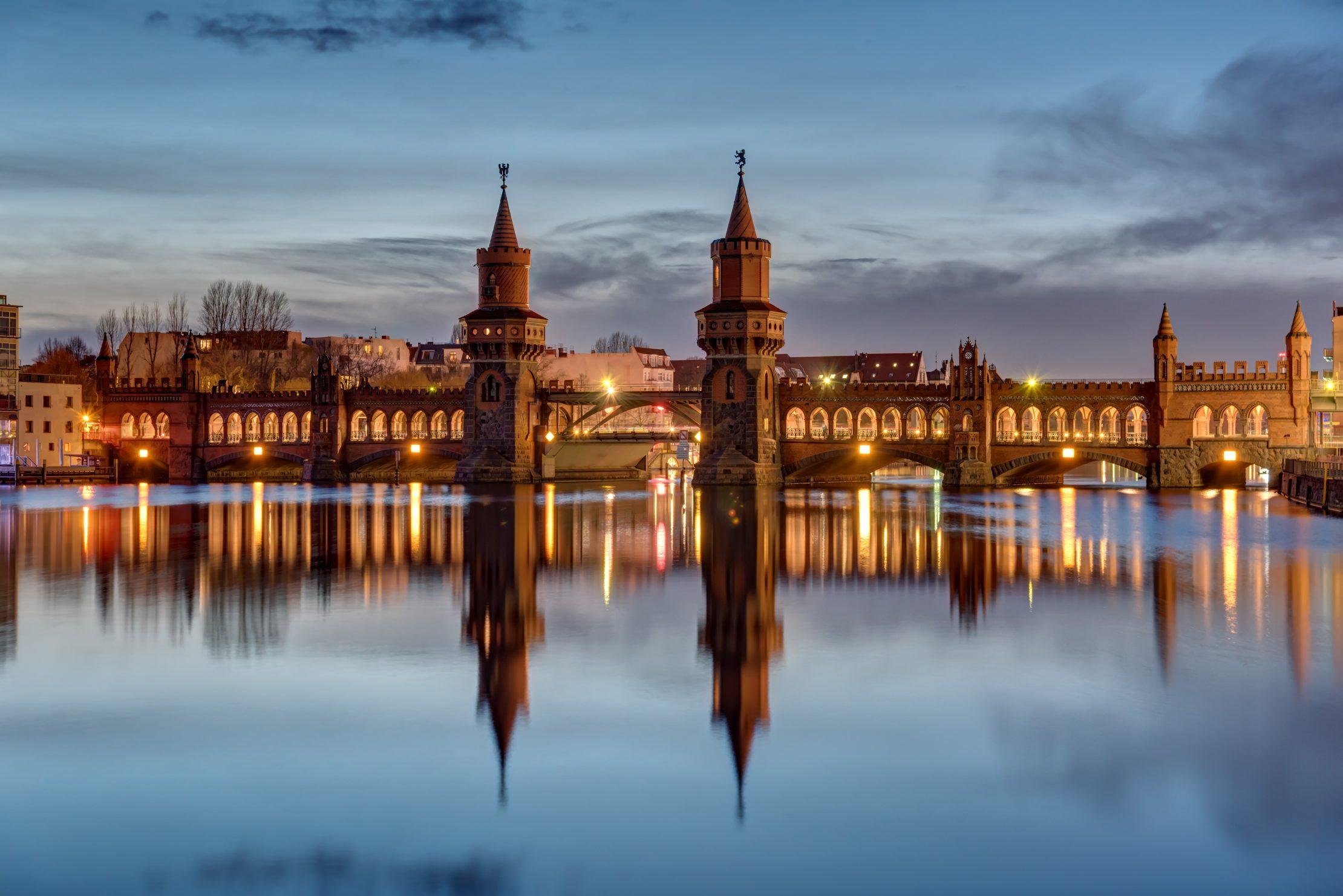 Bridges in Berlin