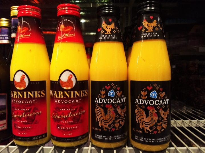 Advocaat - typical Dutch liqueur