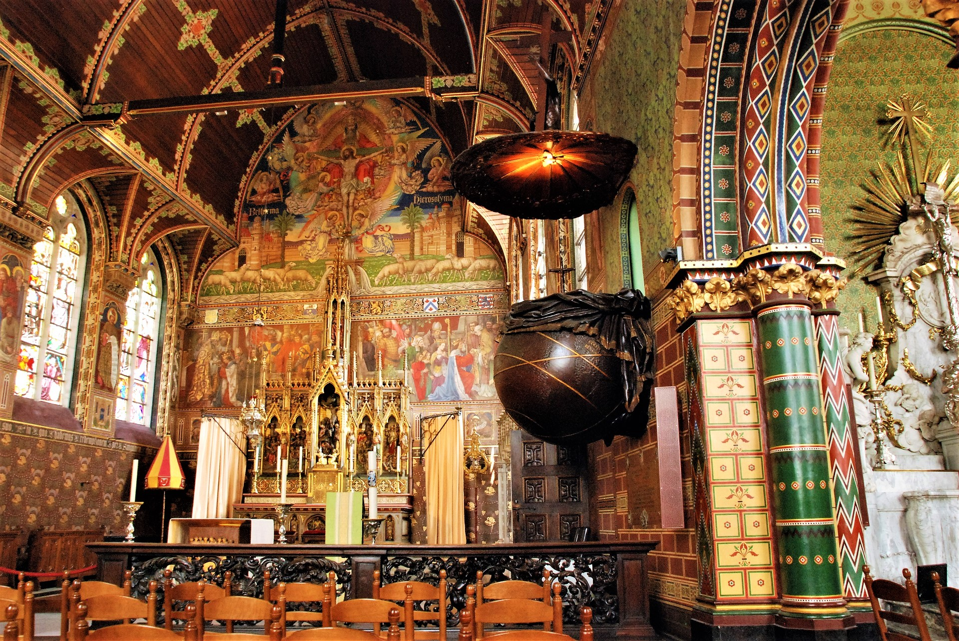 Basilica of the Holy Blood in Bruges - Bruges top attractions