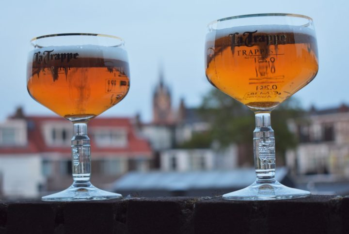 Dutch Trappist beer - La Trappe Tripel