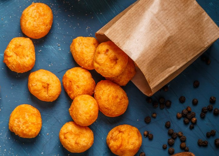 Kaaskroketten - Cheese croquettes