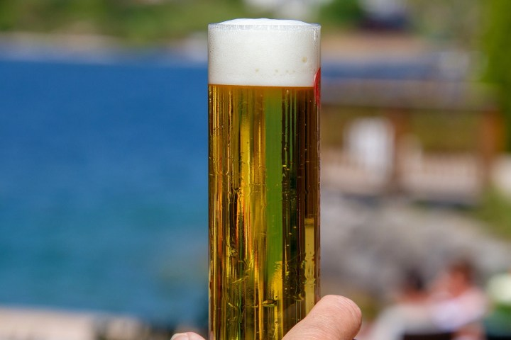 Lager - the most popular Dutch beer