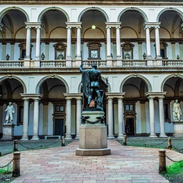 Pinacoteca di Brera – Brera Art Gallery in Milan