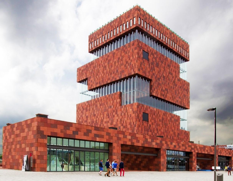 Museum aan de Stroom MAS Antwerp Belgium