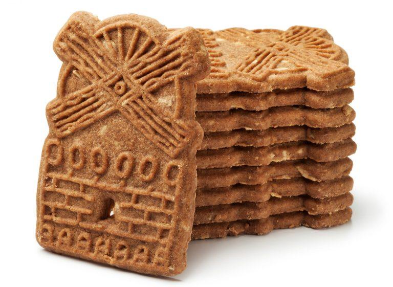 Speculaas - galletas de pan de jengibre