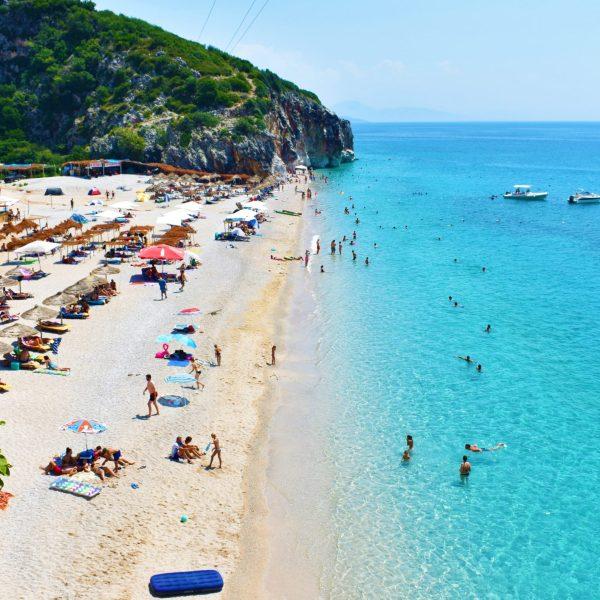 Las mejores playas de la riviera Albanesa