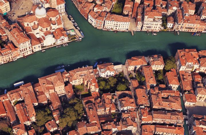 Hidden gardens in Venice - Google Maps