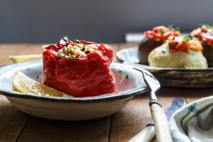 Yemista - Stuffed vegetables
