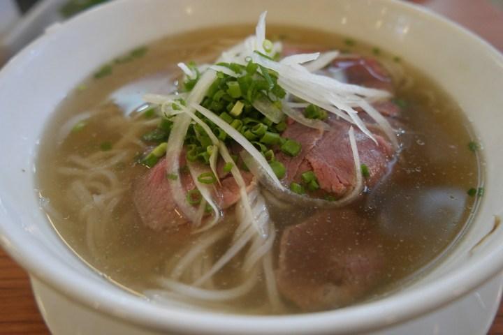 Sopa de ternera - Rindsuppe