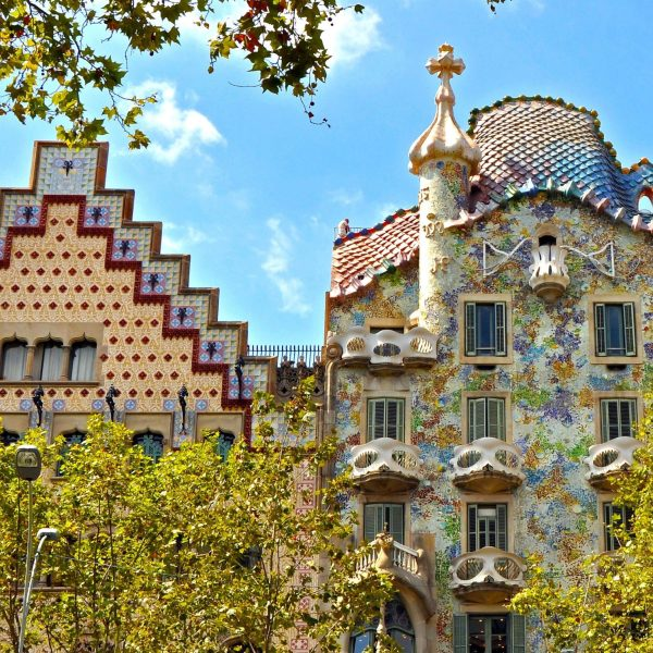 Top 10 Places in Barcelona - by euroviajar