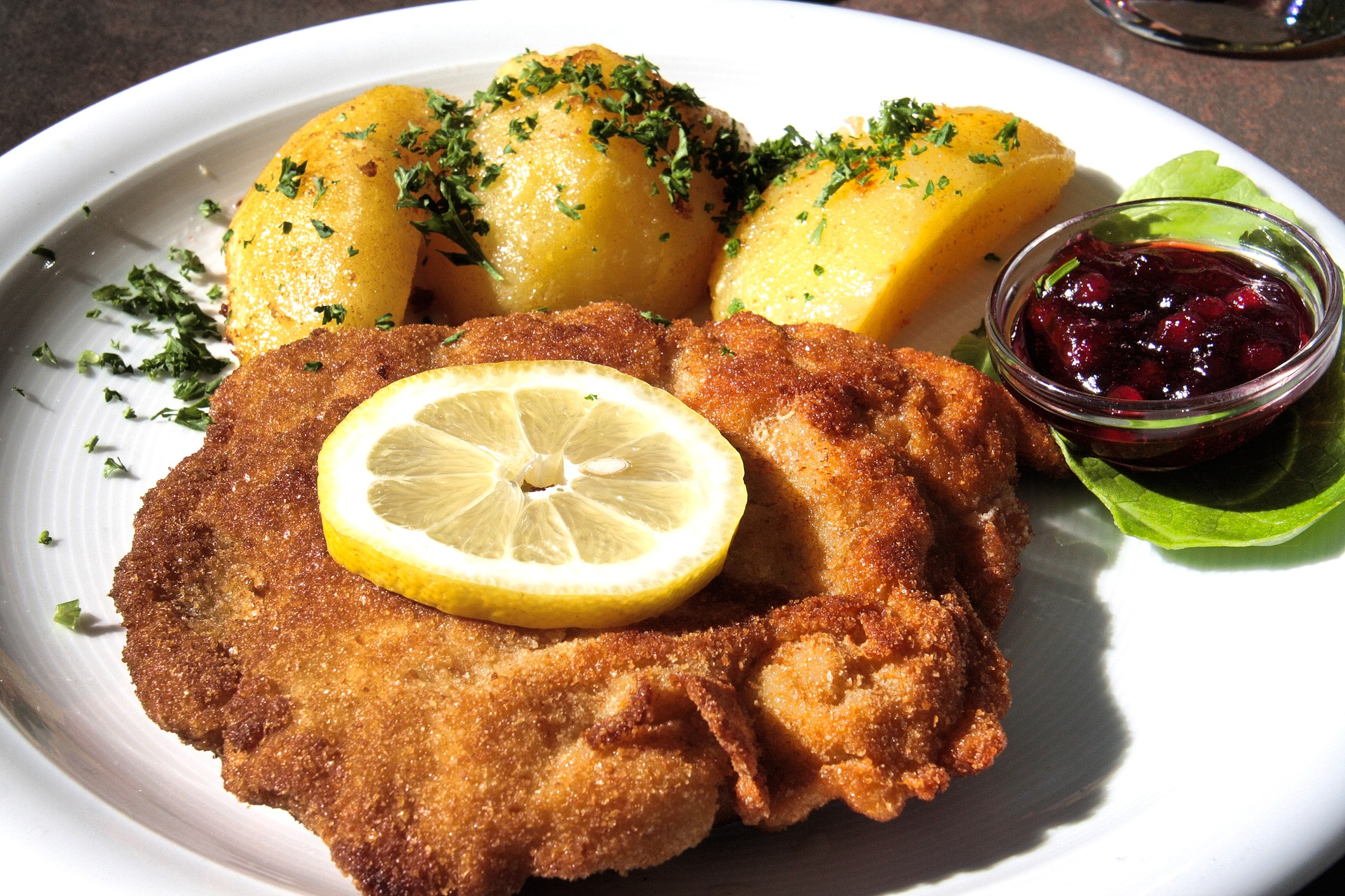 Wiener Schnitzel (Schintzel Vienes)