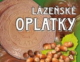 Lazenske-oplatky obleas de spa con sabores variados