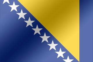 Un trio pour le retour de la Bosnie Herzégovine