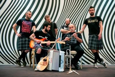 Grèce 2013 : Koza Mostra paye sa tournée !