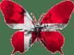 Danemark-papillon