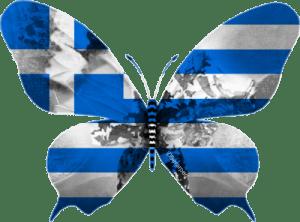 Grèce-papillon