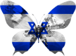 Israel-papillon