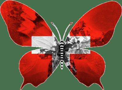 Suisse-papillon