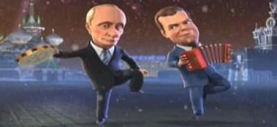 """Vont-ils représenter la Russie à """"Voix d'Eurasie"""" 2015 ?"""